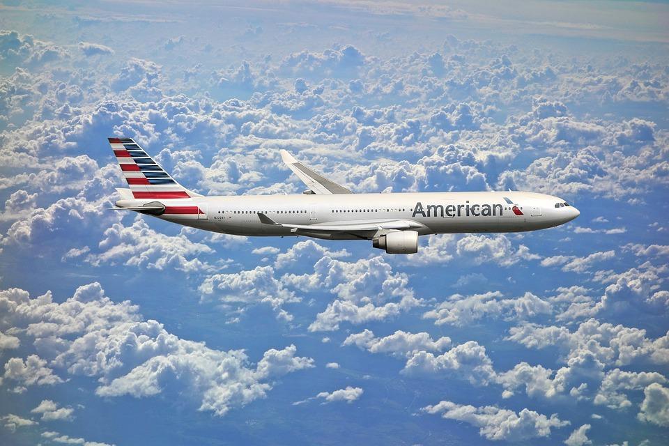 letadlo American